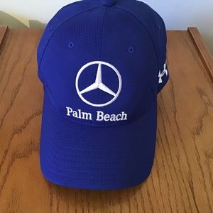 MERCEDES OF PALM BEACH x UNDER ARMOUR  HAT 🧢